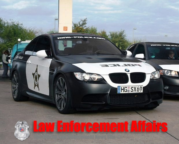 New BMW police vehicles unveiled ......... Dear Chief, I hereby humbly request one of the very thoughtful, professional, technicaly Advanced BMW Patrol Vehicles.