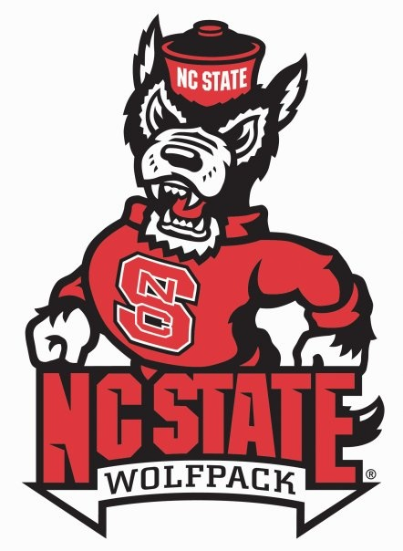 North Carolina State Wolfpack #gopack