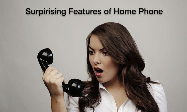 #Surprising #Features of #HomePhone.  There are features of the home phone that offer a great platform to provide comfort in your life through better communication perspective. #Sinterix #HomePhone #Canada #Ontario #Quebec