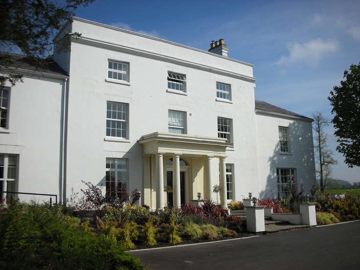 Fishmore Hall In Ludlow