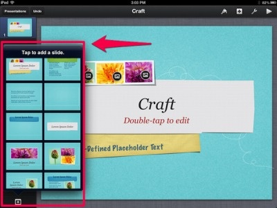 How to Create Your Own Free iPad Templates forKeynote