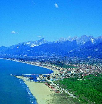 Viareggio, Italy (I want to go back!)