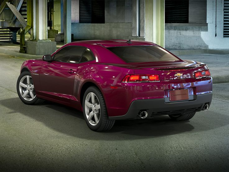 New Camaro 2015 | 2015 Chevrolet Camaro Coupe Hatchback LS w 1LS 2dr Coupe Exterior 1