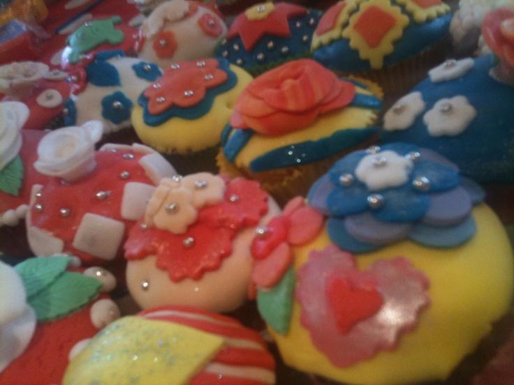 Resultaten Cupcake workshop