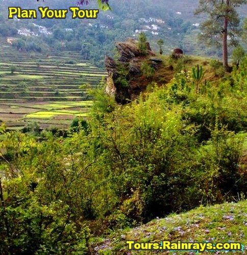 Tourist Attraction India: Tourist Attraction Someshwar Kausani