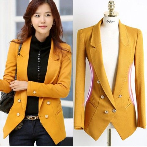 Mustard Blazer. | My Style | Pinterest | Woman Clothing Fashion Spring And Alibaba Group
