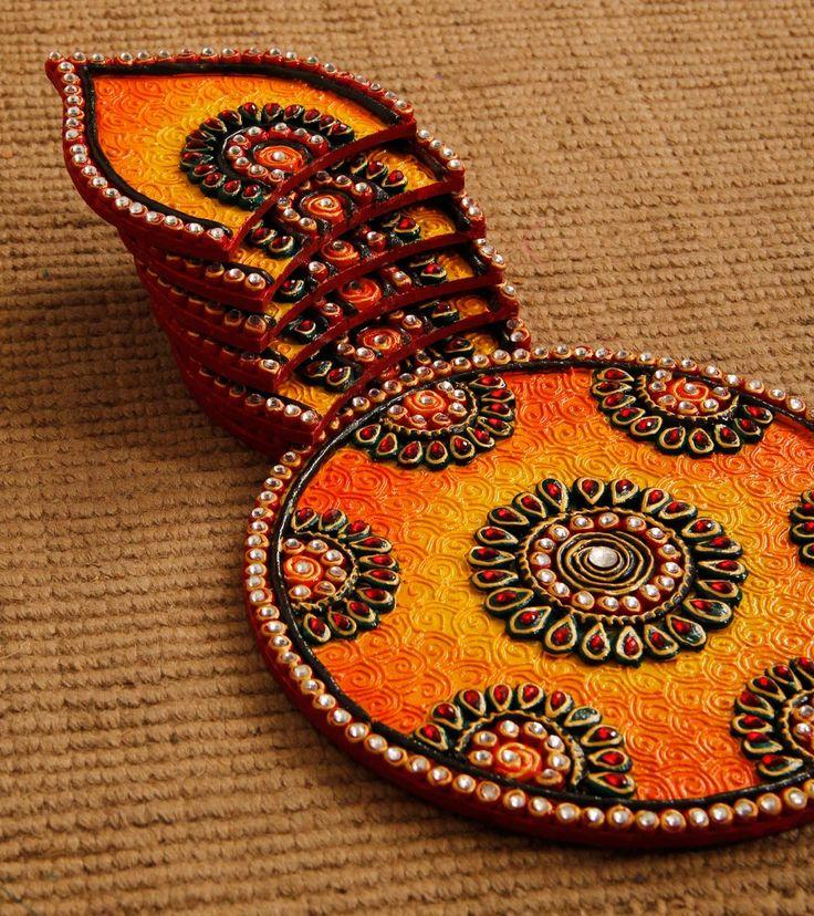 Hand Crafted Rangoli