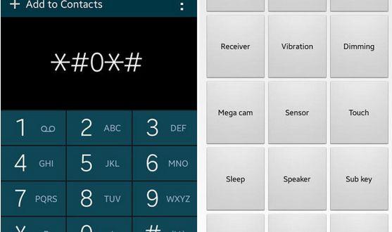 Galaxy Note 5 Come aprire menu segreto dei servizi Samsung