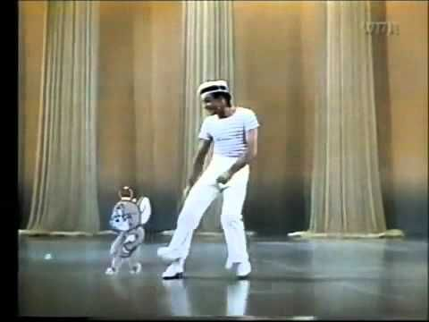Gene Kelly. One of the greatest tap dancers there is. This is my favorite video. It was filmed in 1944. Pretty amazing!!!!