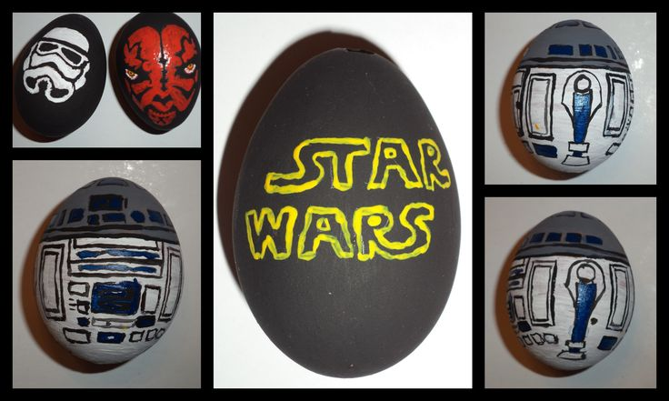 Easter eggs - star wars