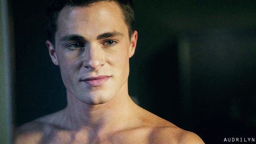 """And... oh my God. 