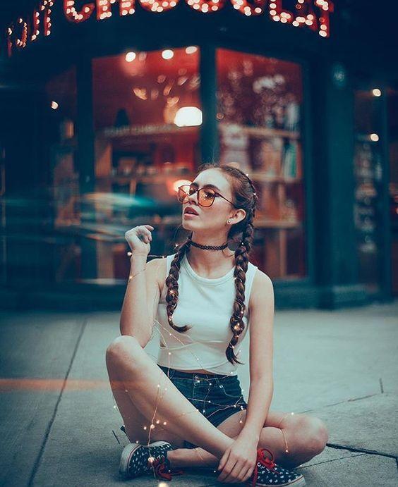 +100 Fotos für Instagram mit Streetstyle – Ana Liberatos Blog #Fotografie #Fotografie #Posen #Lookdodia #Blo