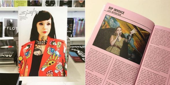 Interview: Beccy Hill on Sister Magazine Editorial Inspiration and Encouraging Other Women  interview