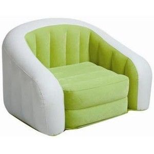 Intex Green Inflatable Cafe Club Chair