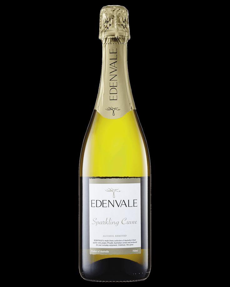 Edenvale Sparkling Cuvée - Alcohol Removed