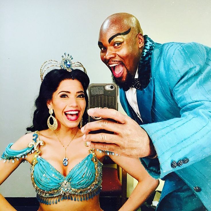 """""""Aussie Aussie Aussie, Oi Oi Oi!"""" This man won last night for Best Supporting Actor at the @helpmann_awards! ���� So proud of you @iammjscott and sending my love to you and everyone at @aladdininaus �� miss you all so much!!!! This was so well deserved, to the most fiercely talented bundle of joy genie ever! #genie #jasmine #aladdin http://misstagram.com/ipost/1566939654777941667/?code=BW-41Bjgy6j"""