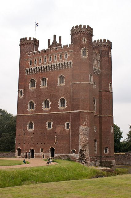Tattershall Castle, Lincolnshire, England, UK