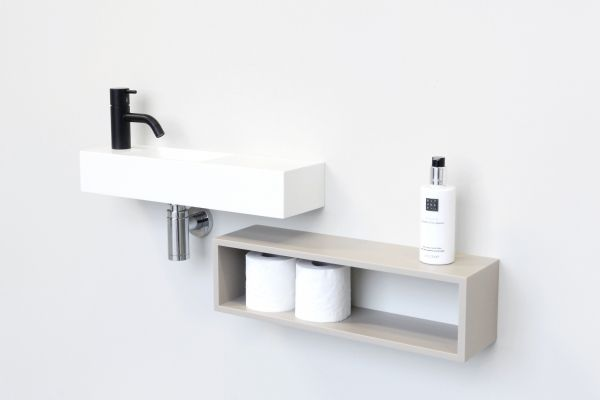 NotOnlyWhite badkamer accessoires leuk voor in het toilet