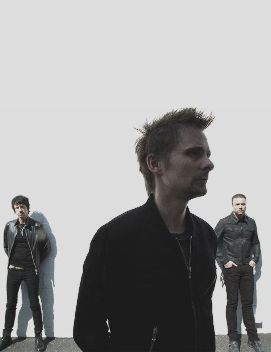 MUSE. still one of my favorite bands tbh