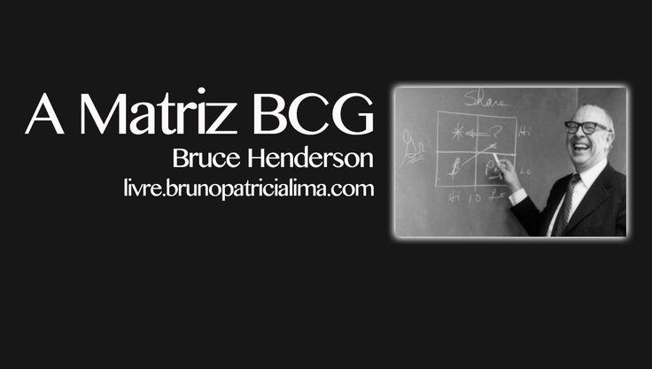 A MATRIZ BCG COMO AVALIAR OS CUSTOS E OS BENEFÍCIOS Nos anos setenta, o Boston Consulting Group (BCG) desenvolveu im método para avaliar o valor dos investimentos de uma empresa. A matriz de quatro campos distingue quatro tipos diferentes de investimento: