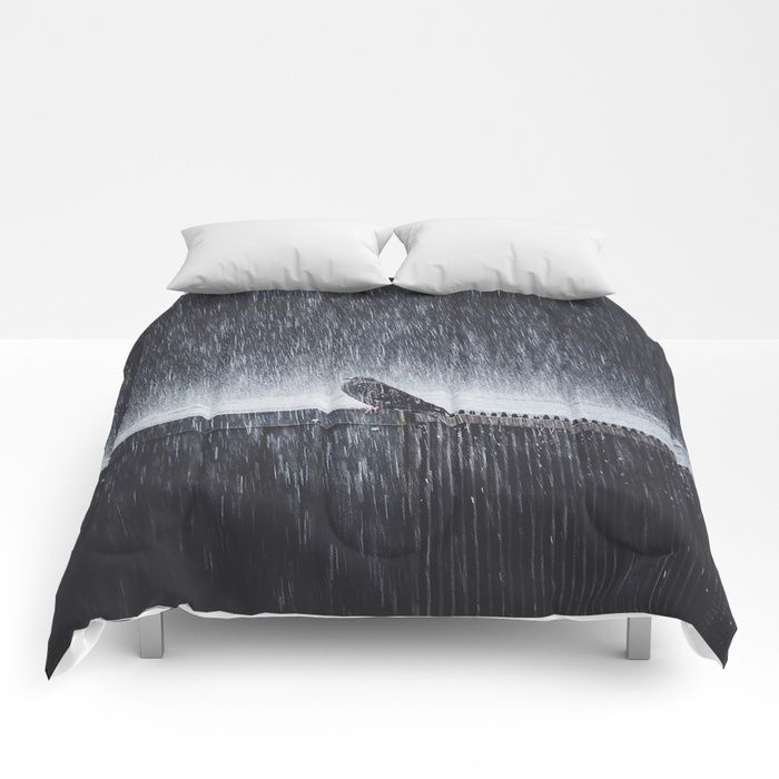 Hashtag Mondays Comforters by HappyMelvin.