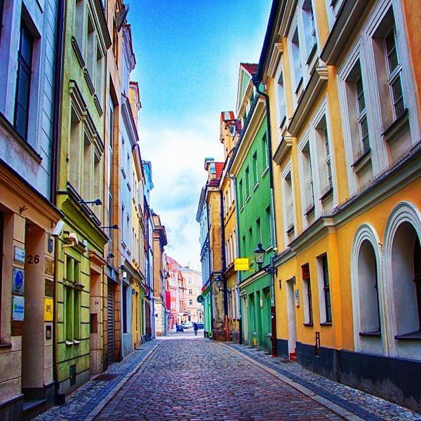 #visualinterview #visumate #colorful #poznan #poland