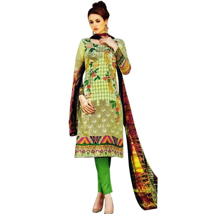 Ready Made Ethnic Karachi Style Printed Cotton Salwar Kameez  #NewStuff #Designer #SalwarSuit #SalwarKameez #DressMaterial #LowestPrice #ShopNow #FreeShipping