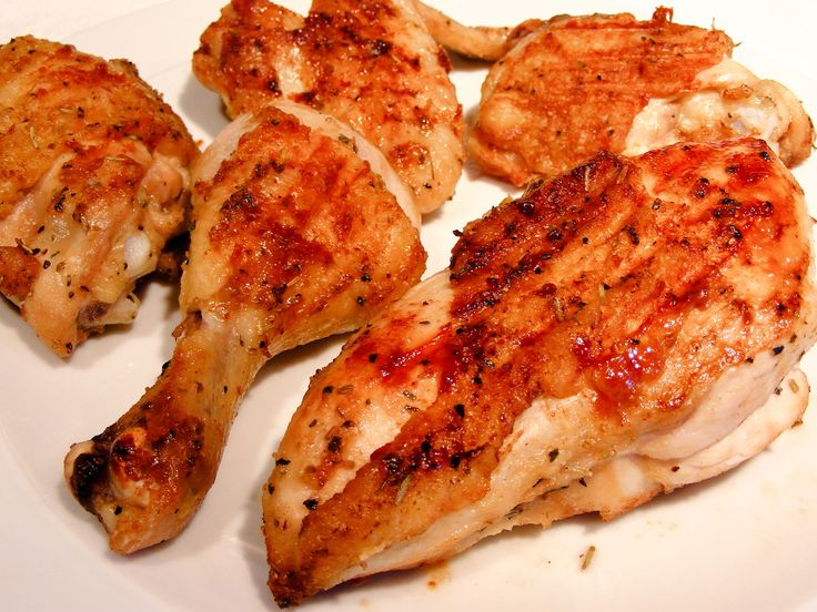"""KFC Grilled Chicken Recipe  This Week's Big Secret!  Check out Todd's version of KFC's """"second secret recipe """" for free through September 10th only at www.TopSecretRecipes.com"""