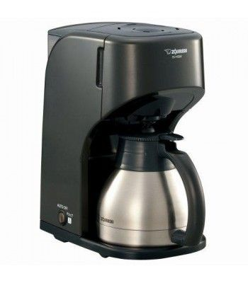 Brand new.  Features : Brand new. *ZOJIRUSHI coffee makers [Cup approximately 1 ~ 5 tablespoons] EC-KS50-TB dark brown
