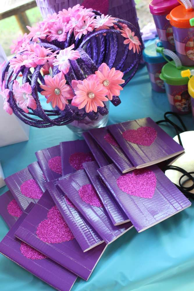 Doc McStuffins Birthday Party Ideas | Photo 5 of 24