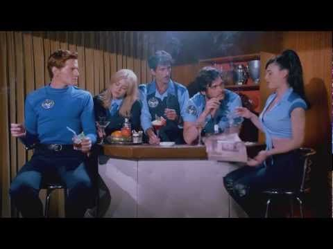WWII in the 1960's and dinosaurs...Danger 5 - Dario Russo and David Ashby
