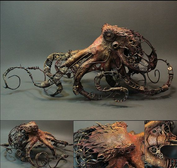 CUSTOM ORDER XL Personal Creature by creaturesfromel on Etsy, $1025.00