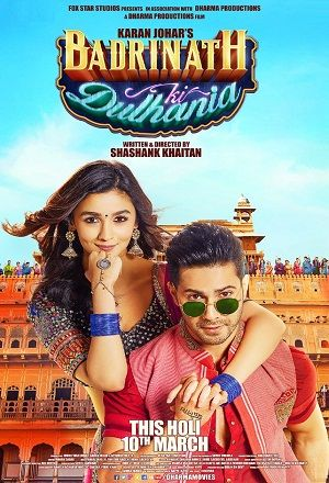 Badrinath Ki Dulhania Full Movie Download Online Free with high quality audio & video online in HD, DVD-rip, Blu-ray Watch Put-locker, AVI, 720p or 1080p, Mega-share or Movie4k, PC, mac, iPod, iPhone on your device as per your required formats, Badrinath Ki Dulhania full movie download, Badrinath Ki Dulhania movie download, Badrinath Ki Dulhania movie download hd, Badrinath Ki Dulhania movie download free, Badrinath Ki Dulhania 2017 full film,