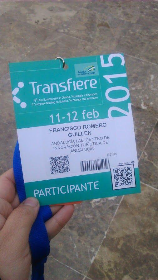 Andalucía Lab participa en #ForoTransfiere, 4º Foro Europeo para la #Ciencia, #Tecnología e #Innovación, en #Málaga