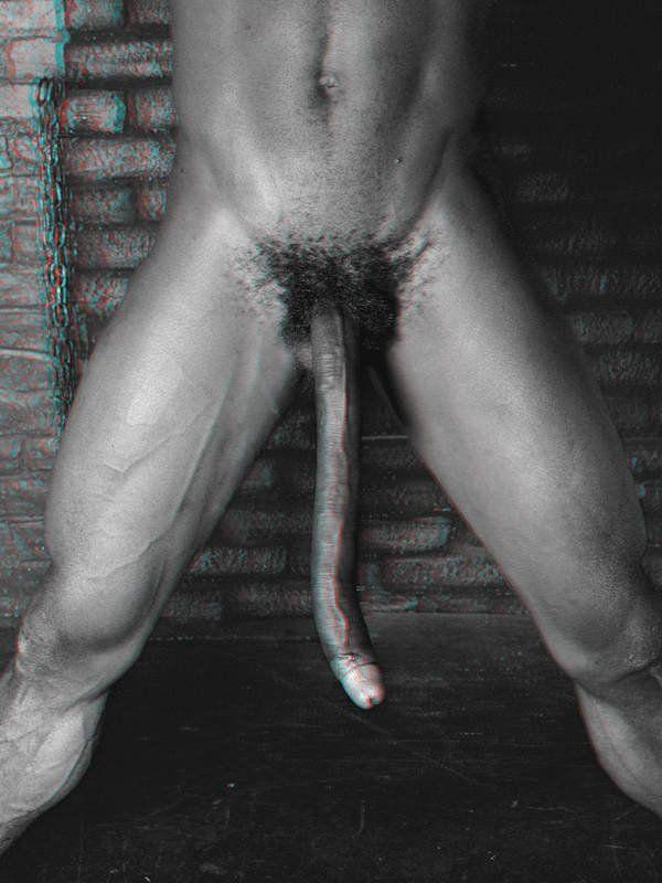 Haltet euch fest, Ladys! Der vermeintlich längste Penis der Welt gehörte zu Daniel Arthur Mead, besser bekannt als Long Dong Silver (hier im Bild). Aber nur solange, bis der Mexikaner Roberto Esquivel Cabrera sein Gemächt Ende 2015 in der Öffentlichkeit präsentierte und damit einen neuen Rekord aufstellte: In einem Video für das amerikanische Klatschportal TMZ legt Roberto seinen 48 Zentimeter Schwanz (natürlich mit 'ner dicken Socke darüber) auf die Waagschale - und bringt satte 900 Gramm…