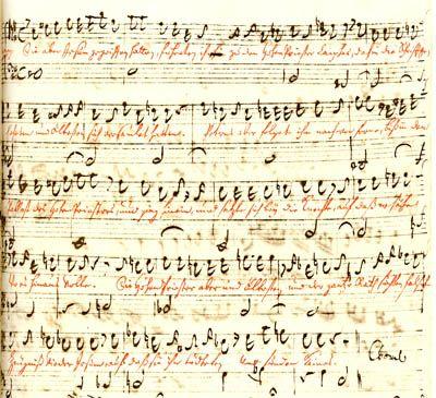 La Pasión según San Mateo de J.S. Bach...St. Matthew