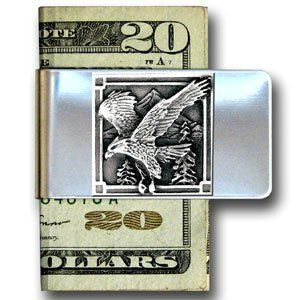 Large Money Clip - Eagle Siskiyou. Save 37 Off!. $18.99