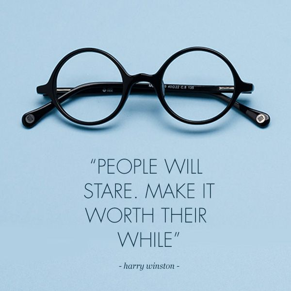 Glasses Quotes: 38 Best Vision Quotes & Posters Images On Pinterest
