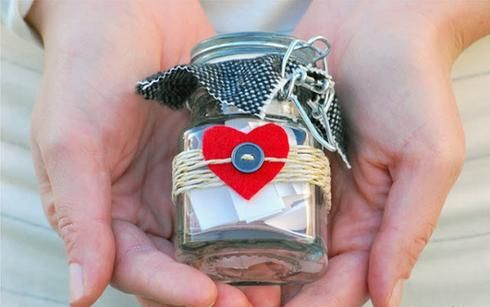 The 25 best bricolage de st valentin ideas on pinterest - Cadeau saint valentin a faire soi meme ...