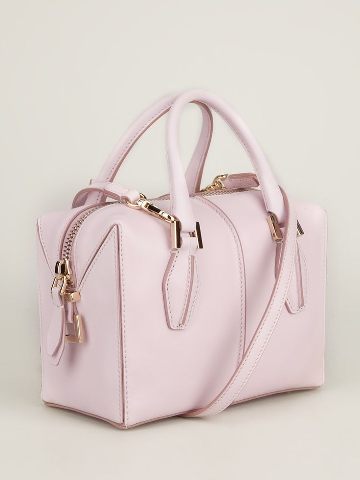 Nice baby pink Michael kors bag! A must have for my mk collection