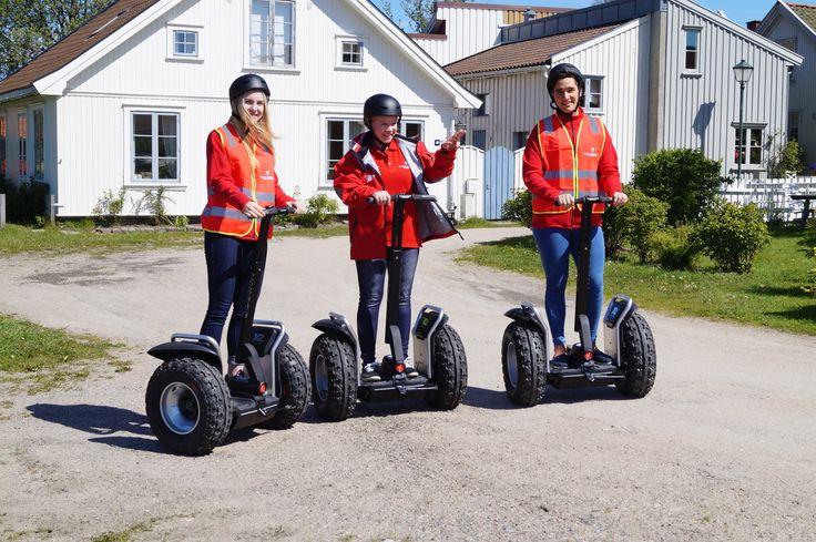 Segway Tour Fredrikstad