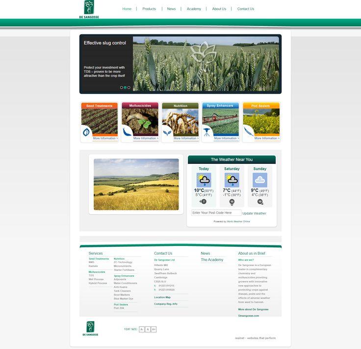 7 best Agricultural Website Designs images on Pinterest | Design ...