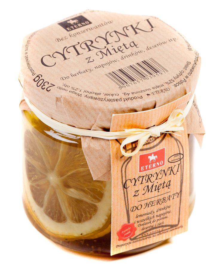 Cytrynki z miętą