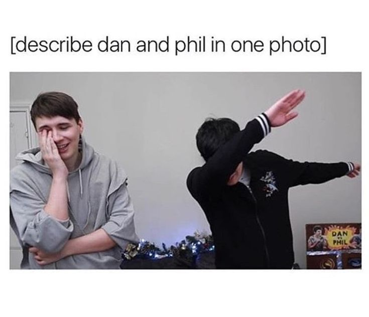 Basically and PHIL STOP DABBING PEOPLE MIGHT UNSUBSCRIBE