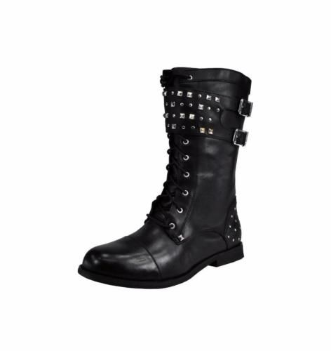 Bota de tobillo corto Wyatt Harness para mujer, pull-up antiguo de color marr¨®n oscuro, 6.5 M US