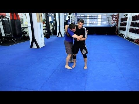 How to Do a Hip Throw | MMA Fighting