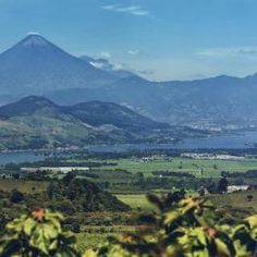 Lake Amatitlán. Photo by Marcelo Jimenez.   ONLY THE BEST OF GUATEMALA