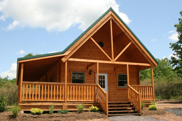 1000 Ideas About Log Cabin Modular Homes On Pinterest