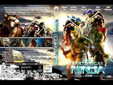 Açao de Filmes 2015 - Filme As Tartarugas Ninja Legendado