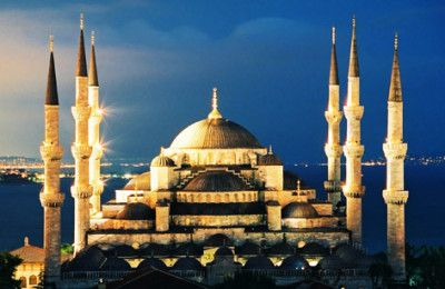 Blue Mosque (Sultanahmet Mosque)